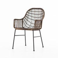 Bandera All-Weather Wicker Outdoor Dining Chair