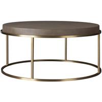 Universal Funiture Modern Bennett Round Cocktail Table,647818