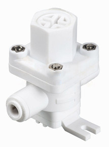 Pressure reducing valve, adjustable pressure