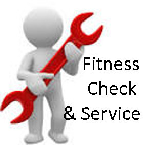 Fitness check and Service