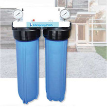 LifeSpring PLUS whole house filtration
