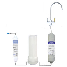 Alka Fluoride-Free - Alkaline Filter system and mineral Water Ioniser