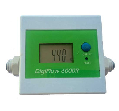 Digital Water flow meter