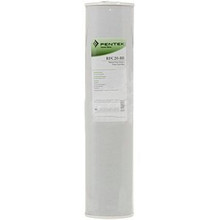 "Pentek - 20"" Radial Flow carbon cartridge"