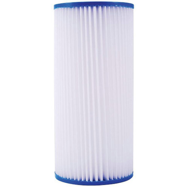 """LifeSpring - 10"""" Sediment replacement cartridge - Pleated - 1 Micron"""