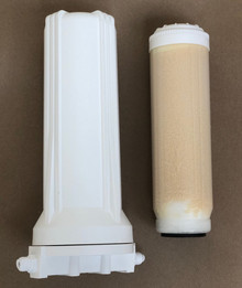 """Nitrate Filter NIT10 & Housing with 1/4"""" ports"""