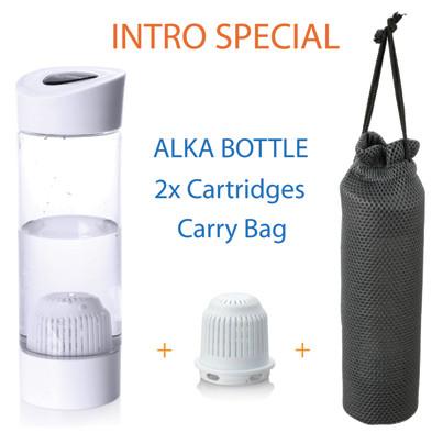 Alka Bottle + FREE Filter!