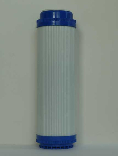 Hardwater filter cartridge