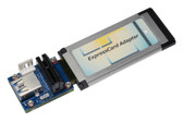 PE3A (PCI-Express or USB 3.0 to ExpressCard Adapter)