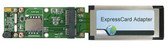 PE3B (Mini PCIe Card to ExpressCard adapter)