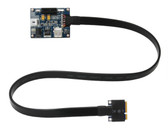 PE4L-PM060A v2.1b (PCIe to Mini Card adapter)