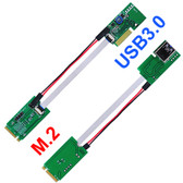 U32S-U32F (M.2 to USB3.0 Extender Board) New P/N: P32S-P32F