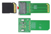 XCEX V1.1b (SDXC Card Extender Board)