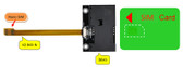 B4310A-DB43 (Nano SIM to SIM Card Extender)