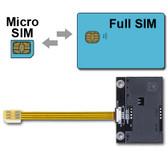 B4010A-DB43 (Micro SIM to Full SIM Extender)