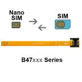 B4714A (Nano SIM to SIM Extender)