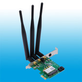 MP2W-632450 (mPCIe to PCIe adp. with IPX to RPSMA cable and Intel Centrino Ultimate-N6300 and USB dupont 5PIN to 5PIN cable)