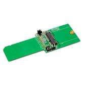 EXM2E (SD to M.2 SDIO Adapter [Socket 1 SDIO-base, Key E, Dimension type 2230/1630])