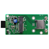U0901A (3G/4G Wireless MODEM to USB 9P Header)