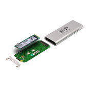 U3M2M (M.2 PCIe SSD to USB3.0 Adapter)