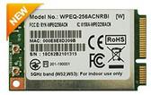 WPEQ-256ACNRBI  802.11ac/a/b/g/n Industrial Grade Mini PCIe Module, Qualcomm QCA9892-BR4B, 2T2R