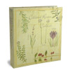 Full Page Collected Recipes Cookbook - Botanical Treasury