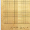 Beyond Measure 10x16 Handle Cutting Board Maple Made in USA