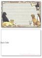 4x6 Best Friends Recipe Card 18ea
