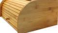 Keep Calm Wood Breadbin