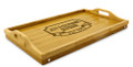 Banner Year Wood TV Tray