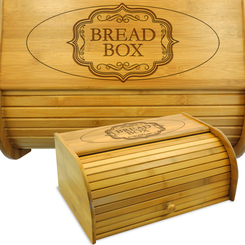 Custom Bread Boxes