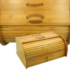 Baseball Bread Container