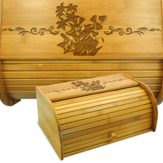 Bellflowers Breadbin