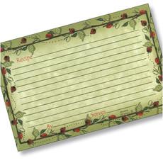 4x6 Lil' Ladybugs Recipe Card