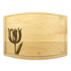 Tulip 9x12 Grooved Cutting Board