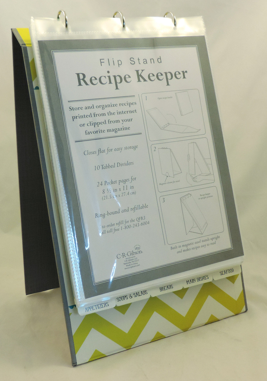 Full Page-Kitchen Gear Flip Stand