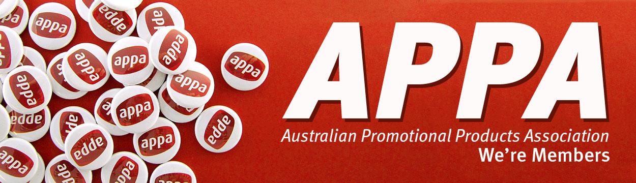 Make Badges APPA Members
