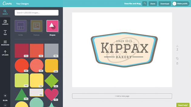 Create Your Custom Made Badge Design Using Canva