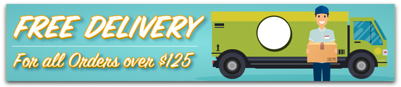Make Badges FREE Delivery over $125