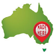 badges made in Australia