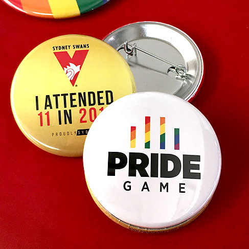 Sydney Swans AFL Pride Round Promotes Respect, Tolerance For All Lifestyles