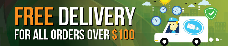 Make Badges FREE Delivery over $100