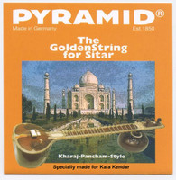 Sitar Strings Pyramid GOLDEN KP