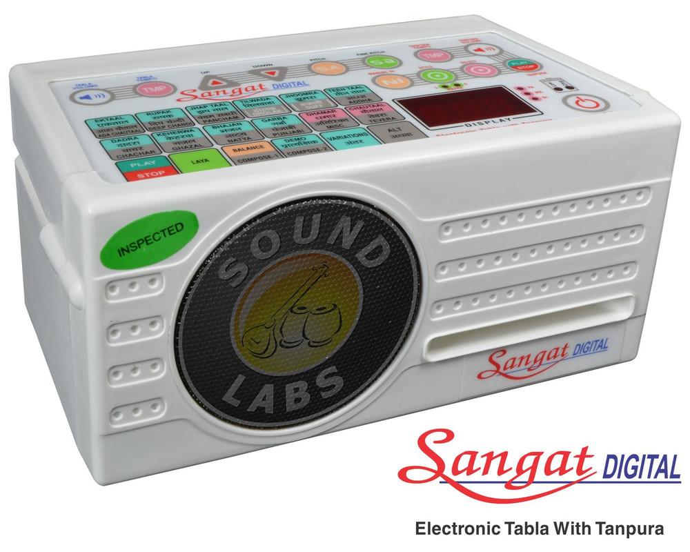 Sangat Digital, Electronic Tanpura & Tabla Machine - Kala ...