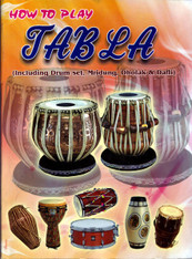 How to play Tabla Book
