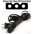 Sewing Machine Lead Power Cord YUK3S - Universal
