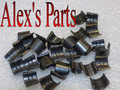 "LOCKS, KEEPERS, HARDENED 3/8"" X 7 DEGREE BBC, FE FORD, SB-BB CHRY"