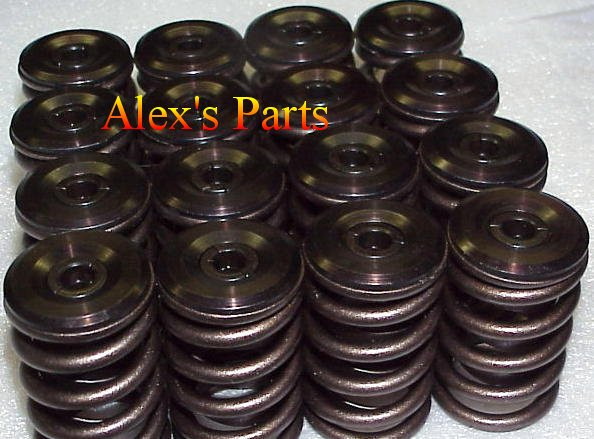 Valve Spring Kit, SB Chrysler, 318-360, Drop in Fit, For Hyd Flat Tappet  Cams up to  500