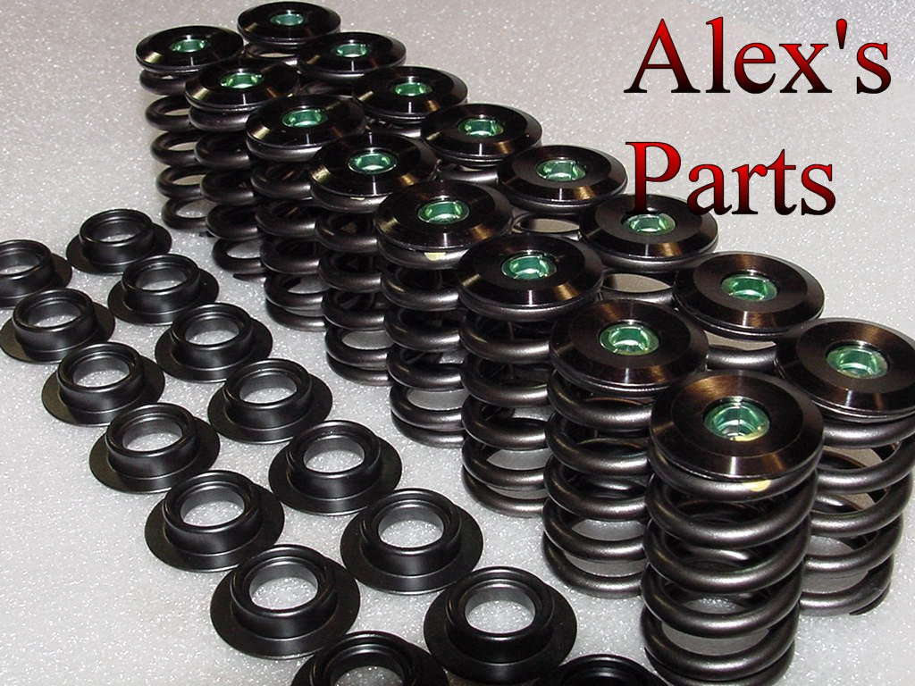 LT1 Valve Spring Kit, Moderate to Hot Cam Profiles, 135 Lbs Seat Pressure,  Vsk4J21-Q5