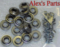 LS1 BEEHIVE VALVE SPRING RETAINERS, NEW OEM REPLACEMENT RETANERS